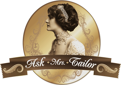 Ask Mrs Tailor
