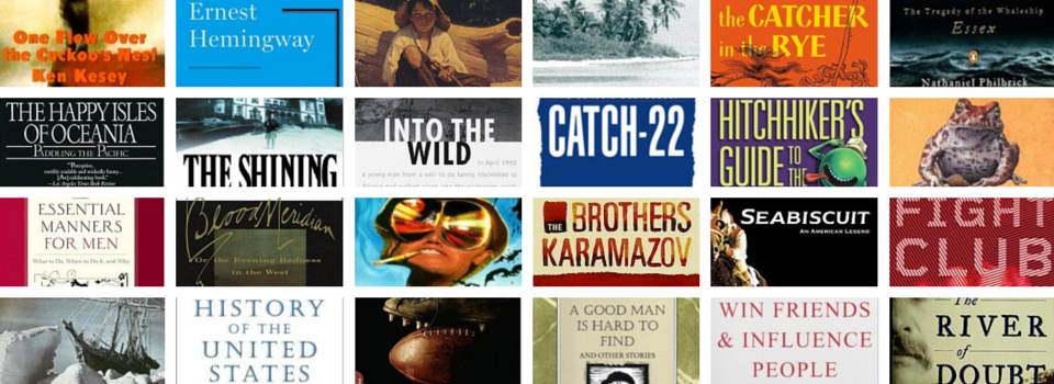 25 Books Every Man Should Read
