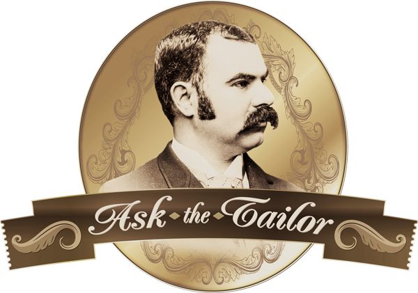 Ask The Tailor - The Tailored Man